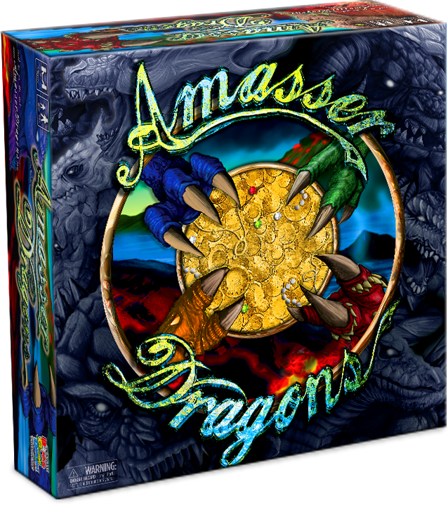 Amasser Dragons Fantasy Adventure/RPG Game