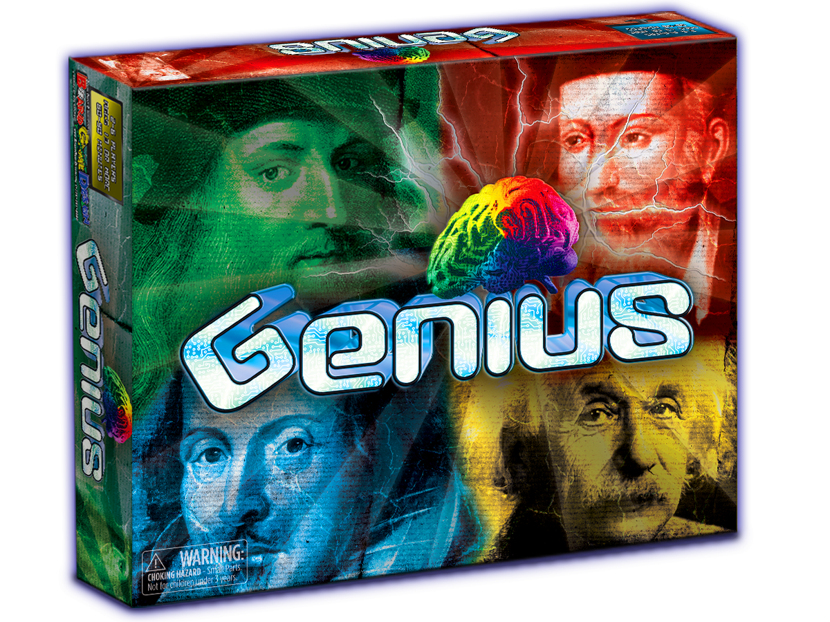 Genius the Card Game