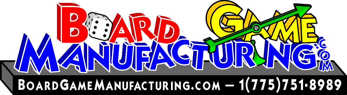 Custom Game Manufacturing & Tabletop Games!